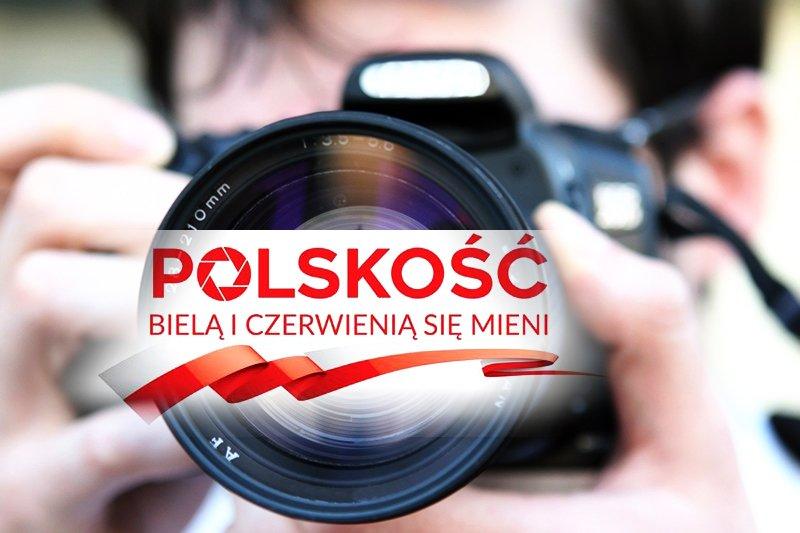 """Konkurs fotograficzny """"Polskość bielą i czerwienią się mieni"""" rozstrzygnięty!"""