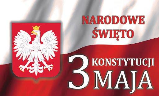 Święto Konstytucji 3 Maja w Szkole Języka i Kultury Polskiej im. Zbigniewa Herberta