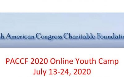 PACCF sponsored Online Youth Camp