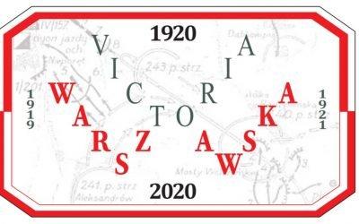 "Konkurs ""Victoria Warszawska 1920-2020"""