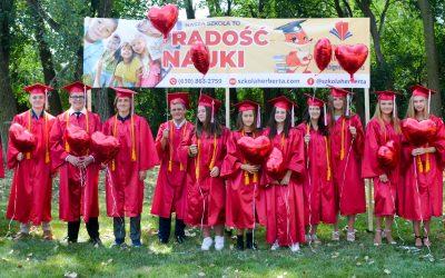 Graduacja w Szkole Języka i Kultury Polskiej im. Zbigniewa Herberta