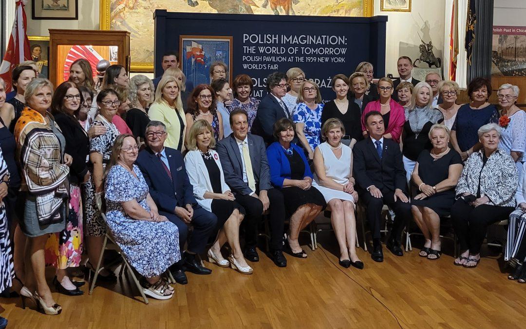 Polonijni pedagodzy pożegnali konsula Piotra Semeniuka