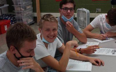 Pierwszy dzień w Polskiej Szkole im. Jana Brzechwy w Tinley Park